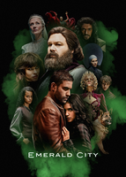 Emerald City | NBC (Poster) by Panchecco