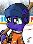 Request - The Proud Hockey Pone by HuskyLeafStudios