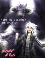 Now to Destroy the World by Achiru-et-al
