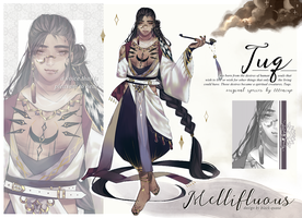 [CLOSED] Tuq | guest artist adopt | 'Mellifluous' by Black-Quose