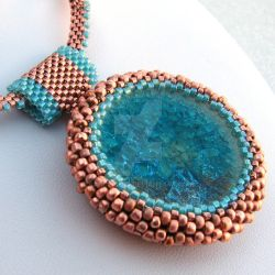 Wear the Caribbean Close up by SandFibers