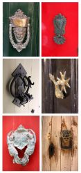 Door Knockers Of Malta by littlestar