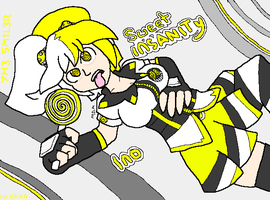 The Smiler - Sweet Insanity by mitchika2