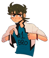 #1BRO by Papa-Oliver