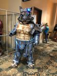 AStL2018: Mecha Blastoise by Soraply11