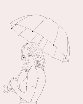 Lucy Hale - Life Sentence (Work in progress) by Illiamsart