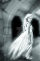 The ghost by CaroleBM