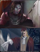 More Game of Thrones artwork by Kyena