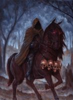Dark Horseman by zoppy