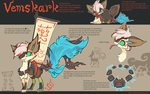 Vemskark reference by Mahsira