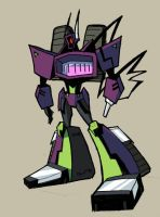 G1 animated Shockwave by dcjosh