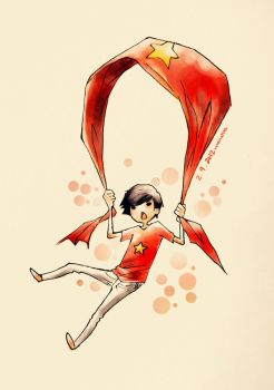 Happy Vietnam's National Day ~ by Menstos