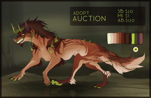 Adopt AUCTION | Dorn [CLOSED] by Deenzih