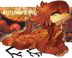 Autumns pie JR OTA- clsoed by Simonetry