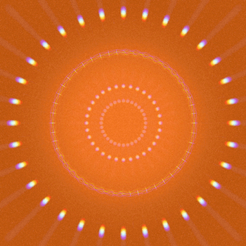 Orange Loopy Gif by BenWurth