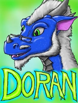 Doran badge 2018 by Doran-Eirok