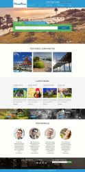 Real Estate Agent website by badmister