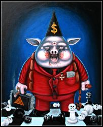 The Enlightenment a.k.a. Oink by Pascalism