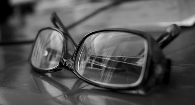 Through These Glasses by turrent1453