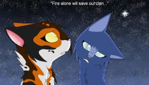 ::Fire Alone Will Save Our Clan:: by SamanthaThePanther