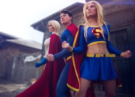 Protectors of Justice by Rinaca-Cosplay