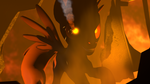 [not mine work] the Embers of hell by TGerror