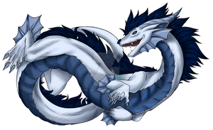 .: AT - Tori Dragon Form :. by Nocturnally-Blessed