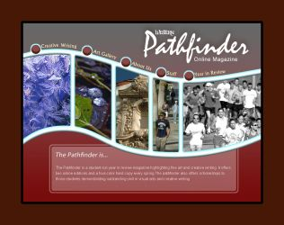 Pathfinder Site Design by cmrollins