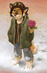Want a rose? by workshop