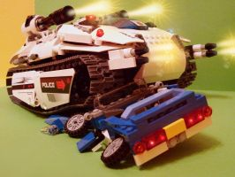 SCIMITAR TANK by QuQuS