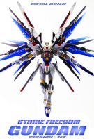 METAL-BUILD Strike Freedom [Ver. JET] by Chaos217