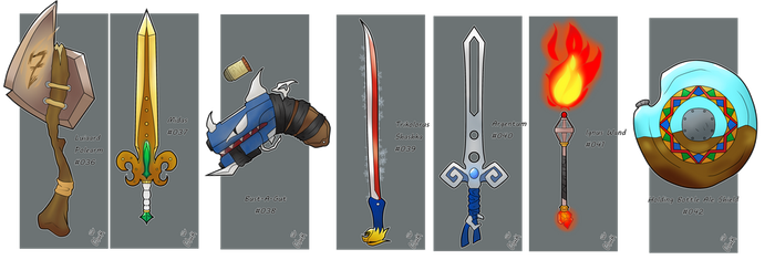 The Armory - Week Six by IronClark