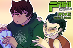 Friki Romance - 03x23 and 03x24 by AT-Studio
