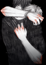 I don't want to lose You by Ajgiel