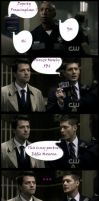 Supernatural Funny Moments 11 by FallenInDarkness