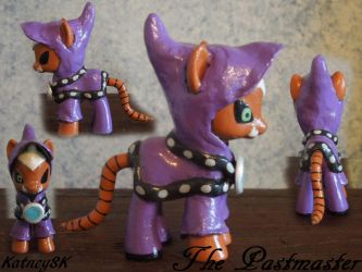 My Little SWAT Kats -- The Pastmaster by KatneySK
