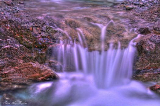 Waterfall in HDR 2 by PhotoForever88