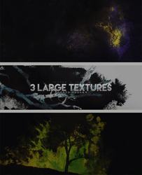 3 Large Textures by ParanoiaGod69