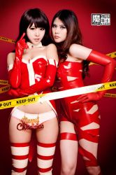 2012 Christmas Latex Costume Design by aoandou