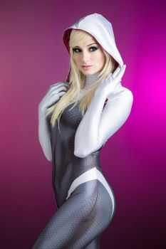 Spider Gwen 2 by KaylaErinOfficial