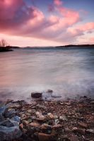 A View Across Rutland Water by ChrisDonohoe