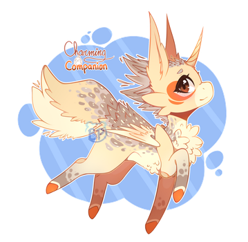 ( OPEN ) Auction / Charming Companion T.T by BluePandaaah