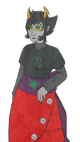 A Bored Kanaya by Kiracuils