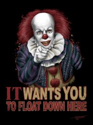 Float Down Here by angelsaquero