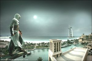 Assassin's Creed in Dubai by Infantile-Heart