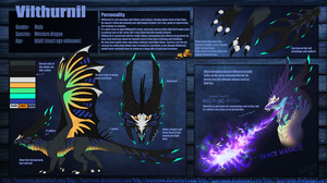Vilthurnil Reference Sheet by Tearraven