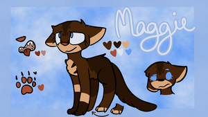 Maggie by Imnotgivingup