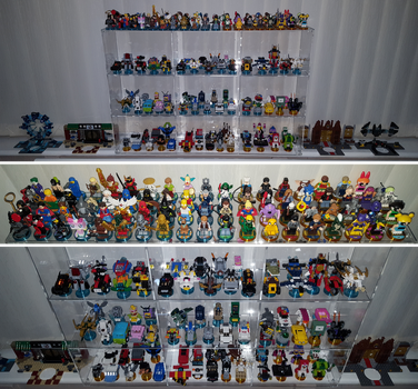 My Complete LEGO Dimensions Collection by DaveMan1000