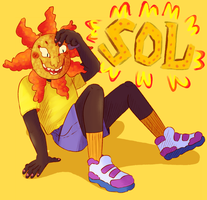Sol by KatsLoveSalmon