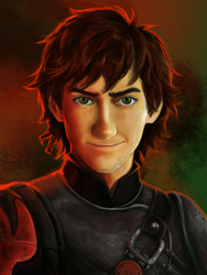 Hiccup by Itemss